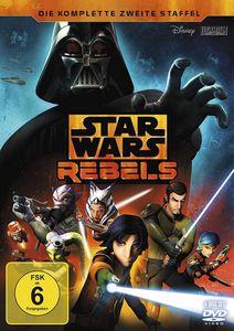 STAR WARS REBELS - Die komplette zweite Staffel DVD