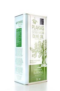 Plakias Olivenöl Extra Nativ Koroneiki 5L Kanister griechisches Oliven Öl