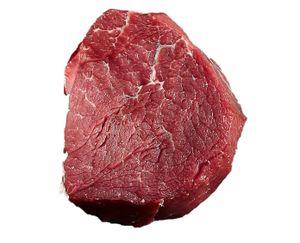 Dry aged Filet Steak  vom irischen Angusrind im Ganzen