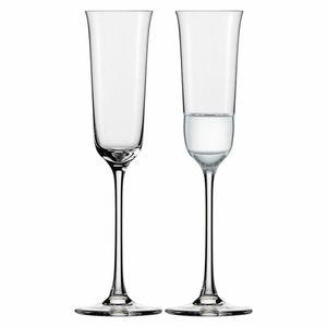 Eisch Grappaglas 2er Set Jeunesse, Schnapsglas, Grappakelch, Kristallglas, 70 ml, 25145046