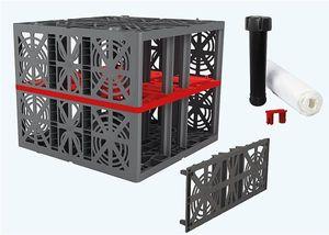 Sicker-Block Set EcoBloc A LKW befahrbar 3.360 Liter GRAF 402106