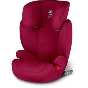 cbx Auto-Kindersitz Solution 2-fix Crunchy Red by Cybex