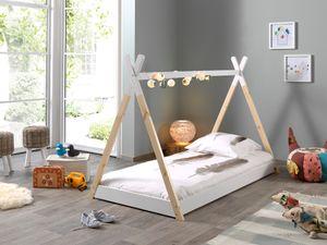 Vipack Tipi Zelt Bett Liegefläche 90 x 200 cm
