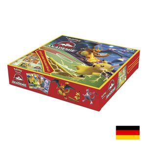 Pokemon - Kampf Akademie - Starter-Set - Deutsch