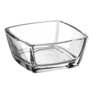 montana: :carré Schale 6er Set Dessertschale Schüssel Müslischale Glas Ø 6.5 cm