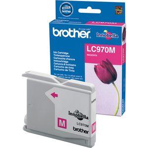 Brother LC-970M Tintenpatrone - Magenta - Tintenstrahl - 300 Seiten - 1er Pack