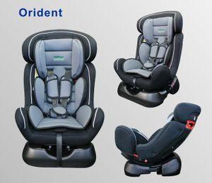 ORIDENT Autokindersitz BXS 0-25 kg Gruppe-0+1+2 nach Norm ECE 44-04 Grau