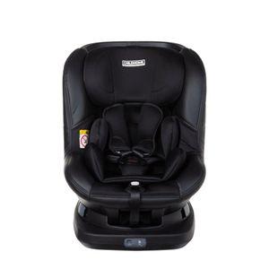 CHILDHOME Autositz Isomax 360° Isofix Gruppe 0+/1 Schwarz