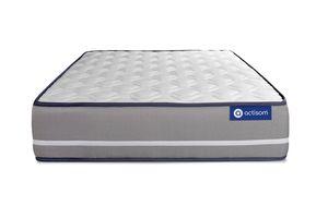 Actiflex pur matratze 100x220cm, Dicke : 20 cm, Taschenfederkern, Fest, 3 Komfortzonen, H4