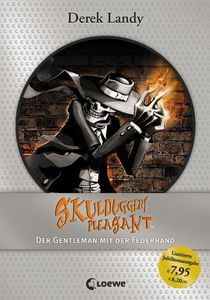 Skulduggery Pleasant 1 - Der Gentleman mit der Feuerhand: Jubiläums-Ausgabe