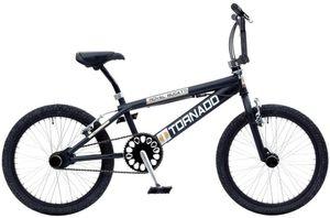 Bike Fun Freestyle Tornado 20 Zoll 31 cm Unisex Felgenbremse Mattschwarz