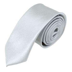 Modische schmale dünne Krawatte in 18 Farben Colors Party Business Schlips Anzug Unisex