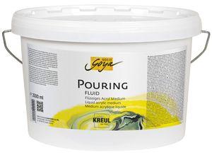 KREUL SOLO Goya Pouring Fluid 2,5 Liter Eimer