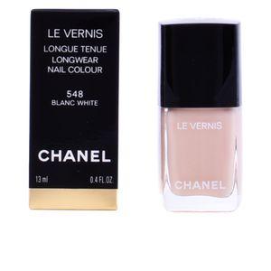 Nagellack Le Vernis Longue Tenue Chanel Farbe 548 - Blanc White - 13 ml