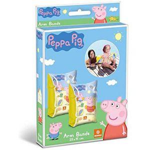 Mondo 16636 Peppa Pig Schwein Schwimmflügel Schwimmhilfe Badespass 15-30kg Neu