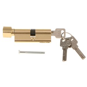 Profilzylinder Halbzylinder Türzylinder Zylinderschloss Schließzylinder Mit 3 Schlüsseln