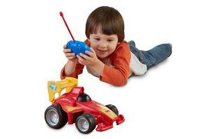 Fisher-Price Fernlenkflitzer, ferngesteuertes Auto Kinder, Spielzeug-Auto