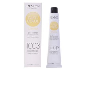 REVLON Professional Nutri Color Creme 100 ml 1003 pale gold