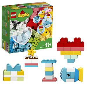 LEGO 10909 DUPLO Classic Mein erster Bauspaß, Bauset, Lernspielzeug für Kleinkinder ab 1,5 Jahren