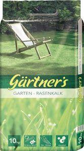 Gärtner's Kohlens. Gartenkalk gekörnt, 10 kg