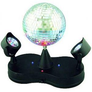 H+H MLB 13 LED Mirror-Light-Ball
