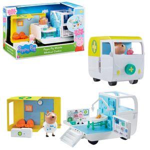 Krankenwagen | Mobile Krankenstation | Spielset | Peppa Wutz | Peppa Pig