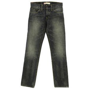 24719 Levis, 511 Slim,  Herren Jeans Hose, Denim ohne Stretch, blue used, W 30 L 34