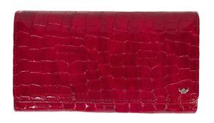 Golden Head Cayenne Ladies Purse Wallet Red