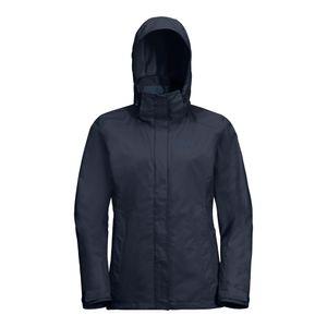 JACK WOLFSKIN Seven Lakes Jacket Women midnight blue - Winterjacke, Größe_Bekleidung:M, Wolfskin_Farbe:midnight blue
