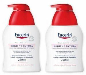 Eucerin Intime Hygiene sanfte Reinigungslotion (2 x 250 ml)