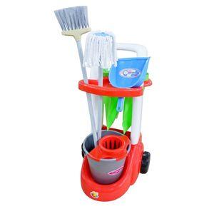 polesie 46956 Reinigung Trolley Spielzeug