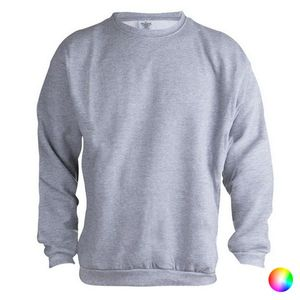 Unisex Sweater ohne Kapuze 145864 XXXL Orange