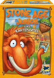 Hans im Glück Kartenspiel Strategiespiel Stone Age Junior 48276