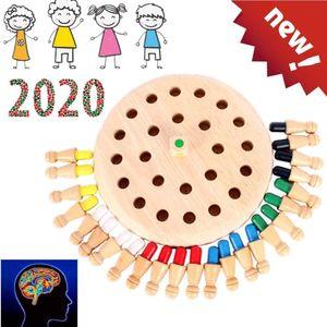 Kinder hölzernes gedächtnis-Schach,Schachbrett Spielzeug,Memory Match Stick Schach,Memory Schach Holz,gedächtnisschach,Spielzeug für die intellektuelle Entwicklung
