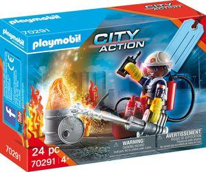 """Playmobil, Geschenkset """"Feuerwehr"""", City Action, 70291"""