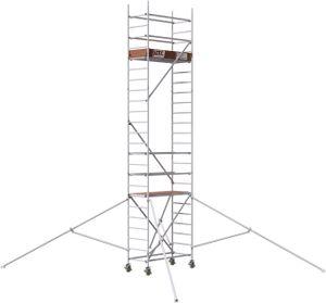 ALTEC Rollfix 2.0 700 | inkl. Rollen (Ø150mm) | Dreieckausleger | Baugerüst