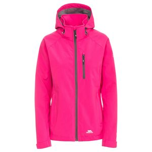 Trespass Damen Softshell-Jacke Lorina, wasserfest TP4096 (M) (Pink)