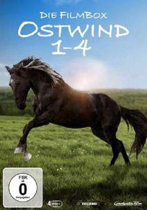 Ostwind  1-4 (DVD) Min: DD5.1WS - Constantin Film (Universal)  - (DVD Video / Fa