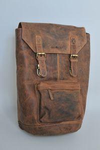 Greenburry Vintage 1689-25 Leder Rucksack M