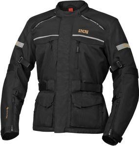 IXS Tour Classic Gore-Tex Motorrad Textiljacke Farbe: Schwarz, Grösse: XS