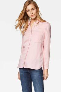 Mavi YOUNG FASHION Damen LONG SLEEVE SHIRT Damen Bluse Hemd Freizeit Business pink nectar XS