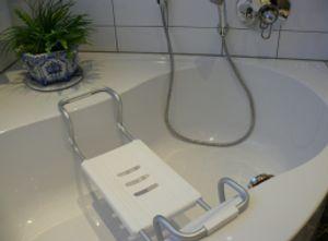 Badewannensitz bis 120 kg Tragkraft
