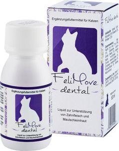 FeliMove dental - Liquid zur Unterstützung der physiologischen Funktion von Zahnfleisch und Maulhöhle