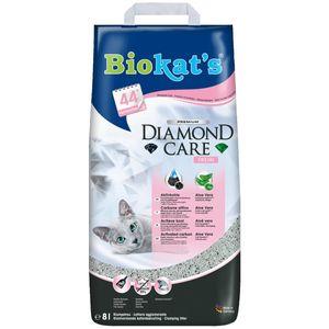 Gimborn Biokat's Diamond Care Classic Fresh Katzenstreu; 8l