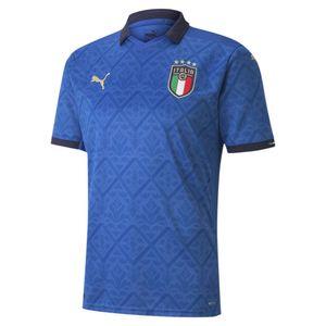PUMA FIGC Home Shirt Replica Jr TEAM POWER BLUE-PEACOAT 152