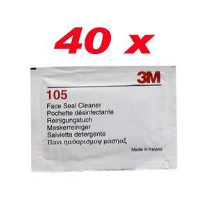3M Reinigungstücher für Lackiermasken 1 Pck. = 40Stk.