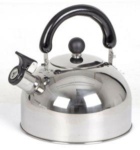 Flötenkessel Wasserkocher Edelstahl Pfeifkessel Wasserkessel Teekessel 2 L