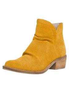 Tamaris Damen Stiefelette gelb 1-1-25303-34 normal Größe: 40 EU