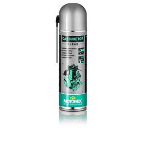Motorex Carburetor Spray 500 ml Vergaser Reiniger Racefoxx