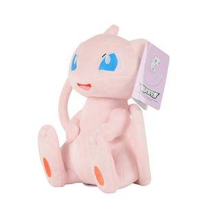 Mew Pokemon Plüsch Spielzeug Spielzeug 25cm Kinder Weihnachtsgeschenk